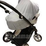 Антимоскитные сетки для осени и зимы на детские коляски