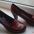Туфли кожаные - Карло Пазолини, 38 размер
