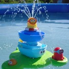 аналог Yookidoo Супер игрушка для ванной фонтан есть Видео В Наличии