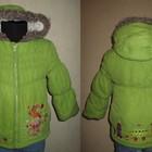Красивая деми куртка с Upsy Daisy девочке на 2-3 года