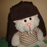 Шапка зимняя ушанка CAP