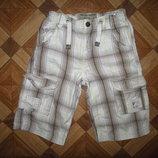 Стильные фирменные шорты Palomino мальчику на 6-7 лет