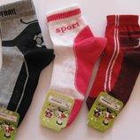 Детские и взрослые носочки по супер-ценам