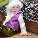 сдам в прокат красивейший эксклюзивный костюм гномика 92-98-104
