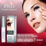 FEG - интенсивный рост ресниц Фег - мощная сыворотка для роста ресниц