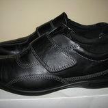 Туфлі брендові шкіряні ECCO Оригінал Індонезія р.42 стелька 28 см
