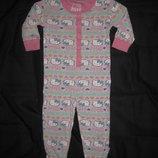 пижама слип хб на 3-4 года с Китти, Hello Kitty