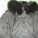 Курточка фирменная зимний пуховик куртка, Snow Beauty р. М