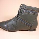 Демисезонные ботиночки. Размеры 36-41.