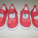 Яркая летняя детская обувь, стелька 15см, 16 см. осталось два ра.змера