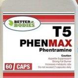 Похудеть. Убрать аппетит. T5 PhenMax PHENTRAMIN для похудения.