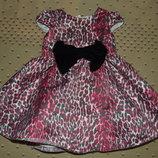 платье 12-18 мес 80-86см сток в отл.