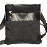 Мужская сумка удобная стильная черная 264
