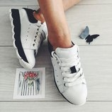 Стильные натуральные кросовки в наличии