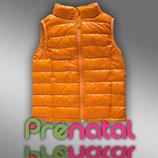 Стильная жилетка на пуху для детей 1-6лет фирмы Prenatal Италия