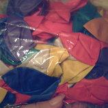Воздушные шарики набор 100 шт. Повітряні кульки набір 100 кульок іграшки