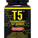 Жиросжигатели мощного действия - T5 EXTREME. Для похудения на 10-12 кг.