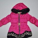 Куртка, пальто на 2,5-4года