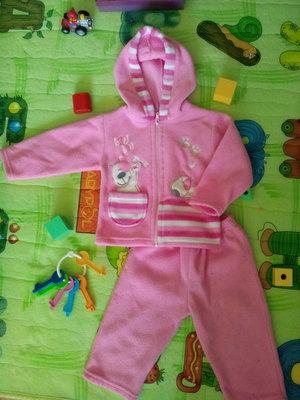 Продано: Флисовый костюмчик на 1.5-2 года