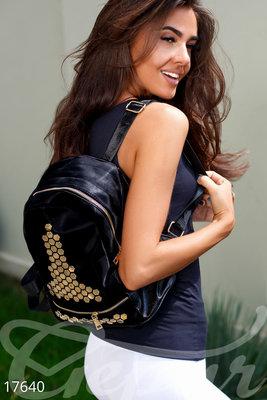 Ультрамодный вместительный рюкзак