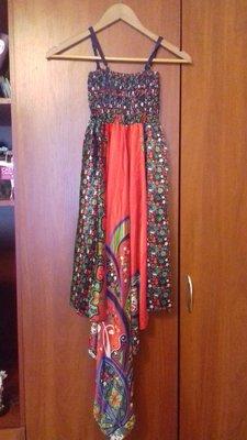 Плаття шовкове