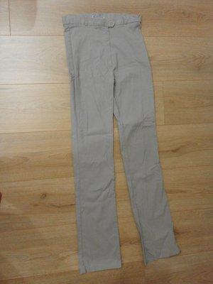 Серые штаны - дудочки