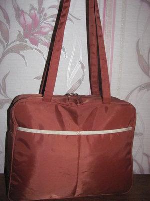 Тканевая сумка Pic2. Можно в дорогу