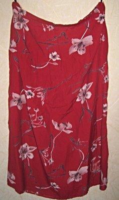 Модная юбка 100% вискоза большого р-ра
