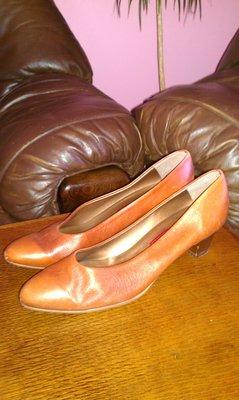 Туфлі anita шкіра 41.5 р