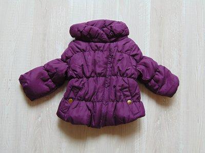 Шикарная демисезонная куртка для маленькой принцессы. F&F. Размер 0-3 месяца. Состояние новой вещи.