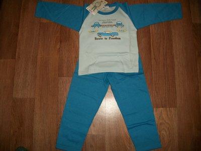 Пижама на флисе детская на мальчика р. 110