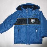 Курточка деми для мальчика на рост 104 см Lupilu