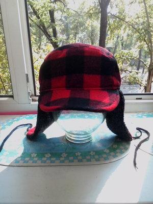 Шапка - кепка утепленная мужская