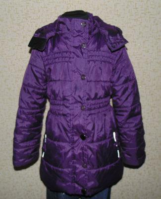 Пальто Vintage 7-8л 122-128см Мега выбор одежды и обуви