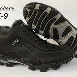 Мужские зимние ботинки ECCO модель К-9