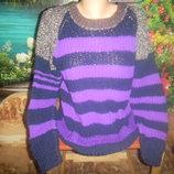свитер вязанный женский р 50-54