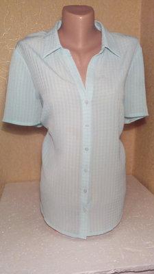 Офисная блуза размер 18 фирмы Marks Spenser пр-во Индонезия , б/у