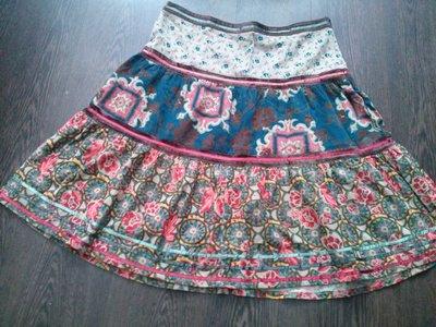 Mango крутая винтажная юбка