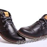 Clarks Originals Desert Trek - зимние ботинки из качественной кожи