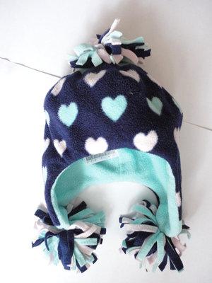 Демисезонная шапка флиска 1-3 годика