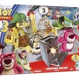 Набор Toy Story 3 Action Links Junkyard Escape Stunt Set от фирмы Mattel