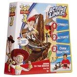 Набор Toy Story 3 Action Links Jessie to the Rescue Stunt Set фирмы Mattel