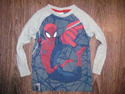 Стильная кофта Человек паук на 1.5-3 года