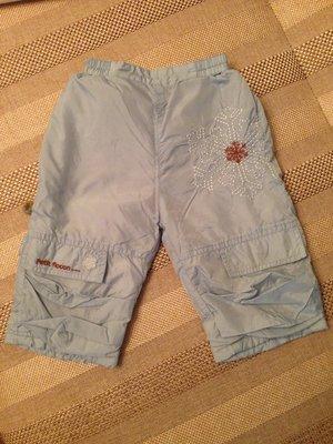 супер качественные невесомые теплые штанишки штаны на малыша унисекс на 12 мес 74 см