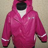Термокуртка-Ветровка Lupilu 2-4г 92-104см Мега выбор обуви и одежды