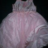 Красивое платье Дисней 3-4г
